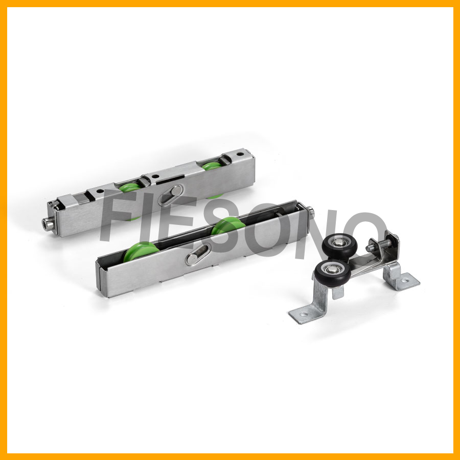 Partition sliding door fitting / 中控门轮